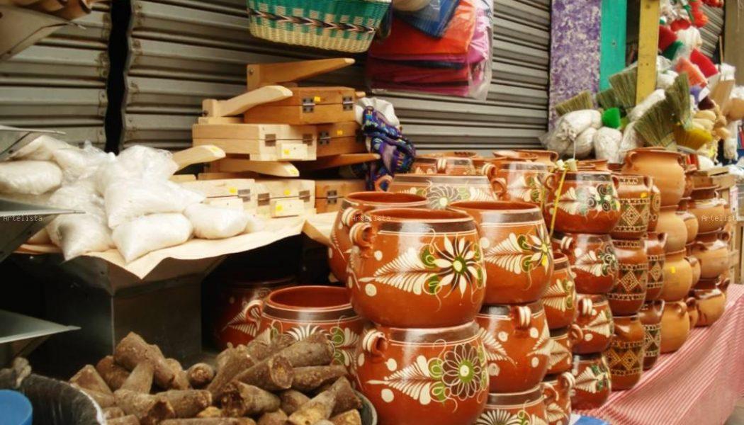 Producción de artesanías en Guatemala